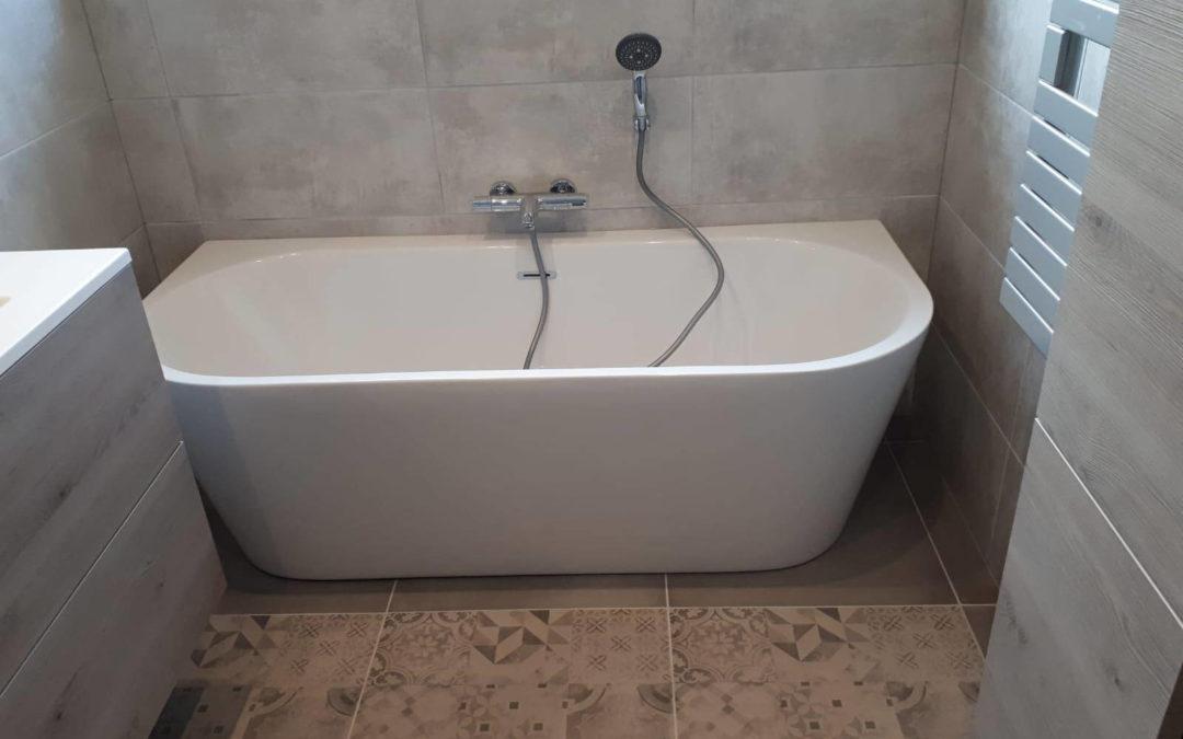 Salle de bain clé en main à Mulhouse